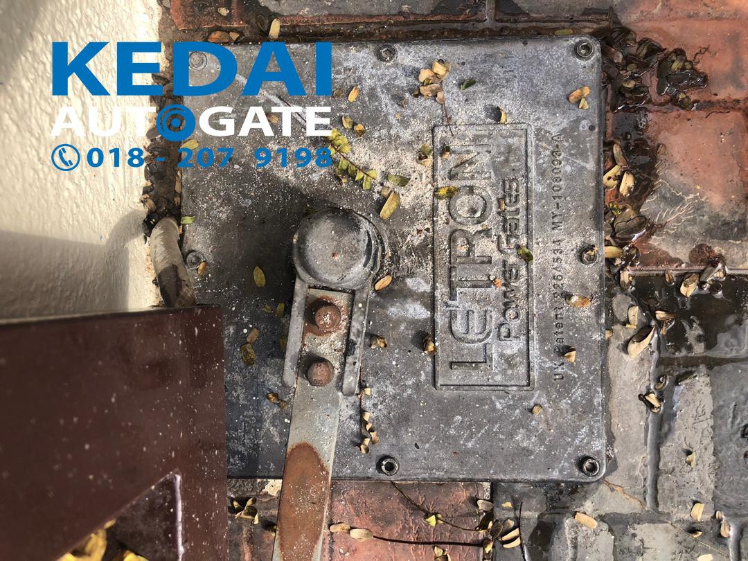 We Do Underground Swing Auto Gate Service Repair Amp Auto