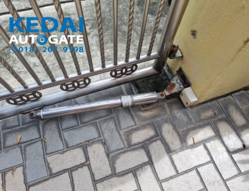 Top OAE Auto Gate Repairer In Klang Valley